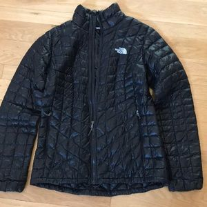 North Face Thermoball Quilted Jacket